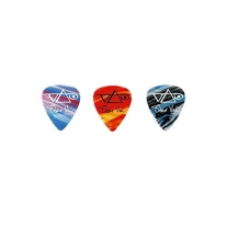 Ibanez Steve Vai Passion and Warfare Anniversary Picks 3-Pick Set