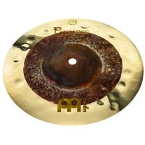 """Meinl Cymbals B10DUS Byzance Extra Dry 10"""" Dual Splash Cymbal"""