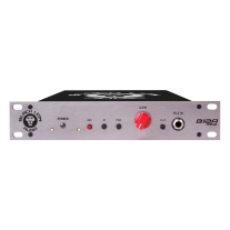 Black Lion Audio B12A MKII Single-Channel Mic Preamp