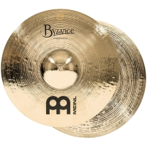 "Meinl B14MH-B Byzance 14"" Traditional Medium Hi-Hat Cymbal Pair"