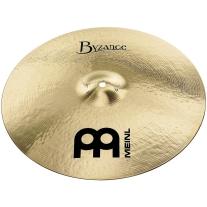 "Meinl Byzance 16"" Thin Crash Cymbal - Brilliant Finish"