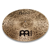 "Meinl B17dac Byzance Series 17"" Dark Crash Cymbal"