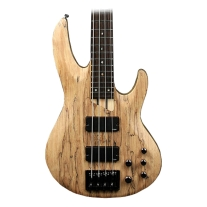 Esp LTD B204SM 4 String Spalted Maple Top Bass