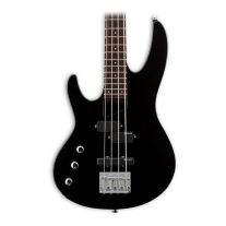 ESP Ltd B50 Black Lefty 4 String Bass