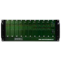 Burl B80 Mothership 80-Channel Configurable AD/DA Iterface with Dante