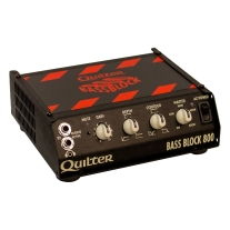 Quilter Labs Bass Block 800 800-Watt Compact Bass Amplifier Head