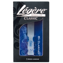 Legere BB200 Synthetic Bb Clarinet Reed 2.0 Strength