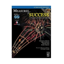 Measures of Success Bb Tenor Saxophone Book One