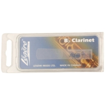 Legere 3.5 Strength Synthetic Bb Clarinet Reed