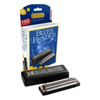 Hohner Blues Bender Harmonica, Key of A