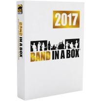 PG Music Band-In-A-Box MegaPAK 2017 - Macintosh