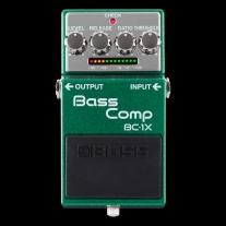Boss BC-1X X Series Smart Multi Band Bass Compressor Pedal