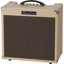 "Roland Blues Cube Hot - 30W 1x12"" Combo - Vintage Blonde Guitar Amp"