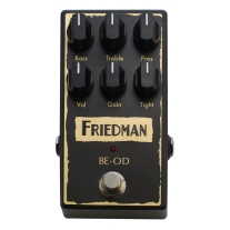 Friedman BE-OD Brown Eye Overdrive Pedal