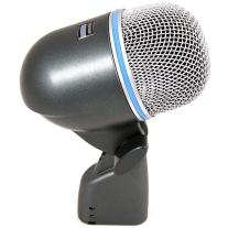Shure Beta 52A Supercardioid Dynamic Microphone
