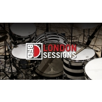 Fxpansion BFD London Sessions Expansion Pack for BFD3