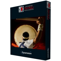 Fxpansion BFD Japanese Taiko Percussion Expansion Pack