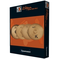 Fxpansion BFD Zildjian Digital Vault Vol 1