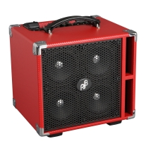 Phil Jones BG-400 Suitcase Bass Combo Amplifier Carbon Fiber In Piranhas Red