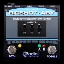 Radial Bigshot Aby Passive Switcher Big Shot