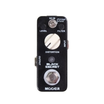 Mooer Black Secret Distortion Micro Pedal