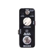 Mooer Black Secret Distortion Micro Pedal