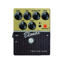 Tech 21 Character Series Blonde V2 Distortion Guitar Pedal