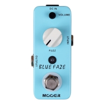 Mooer Blue Faze Vintage Fuzz Pedal