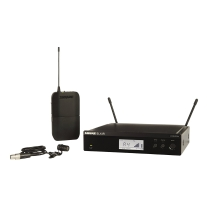 Shure BLX14R W85 J10 Series Wireless Lavalier Microphone System