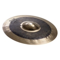 "Stagg BMSM10 Black Metal Series 10"" Splash Cymbal"