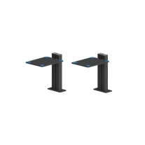 """Sound Anchors BOTT Adjustable Tabletop Stand (18"""" Tall) - Pair"""
