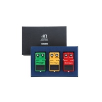 Boss 40th Anniversary Compact Pedals Box Set