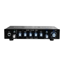 Phil Jones Bass BP-400 350W Bass Amp Head
