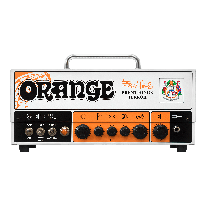 Orange Signatures Brent Hinds Terror Class A Tube Guitar Head