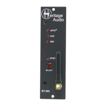 Heritage Audio BT-500 Bluetooth-Streaming 500-Series Module