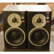 Dynaudio BM5A MKII w/ ISO Acoustic Stands