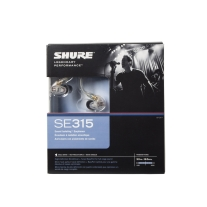 Shure SE315 Sound Isolating Earphones