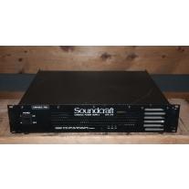 Soundcraft Ghost LE 24-Channel Console w/ Meter Bridge