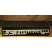Gallien Krueger 700RB Bass Head with Ampeg 2x10 Combo
