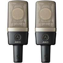AKG C314 Microphone (Stereo Matched Pair)