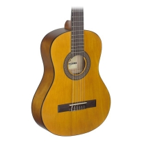 Stagg C410MNAT 1/2 NATURAL COLOURED CLASSICAL GUITAR