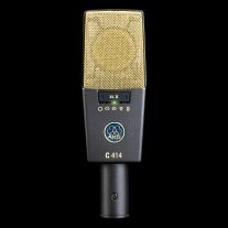 AKG C414 XLII Condenser Microphone XL2