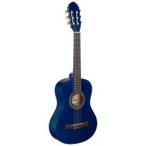 Stagg C430 3/4 Nylon String Guitar Matte Blue
