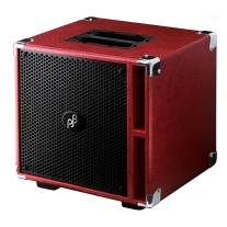 Phil Jones C4 Compact 4x5 Bass Cabinet - Red