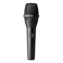 AKG C636 BLK | Master Reference Condenser Vocal Microphone Black