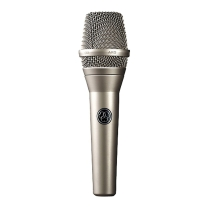 AKG C636 | Master Reference Condenser Vocal Microphone Nickel