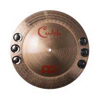 "Meinl Candela Series Percussion Jingle Bell 14"""