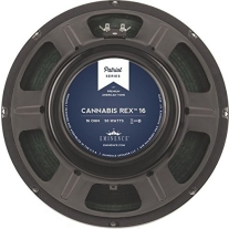 "EMINENCE CANNABISREX16 12"" Lead/Rhythm Guitar Speakers"