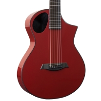 Composite Acoustics Cargo Travel-Size Acoustic-Electric Guitar w/ Gig Bag