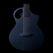Composite Acoustics Cargo with Electronics with Raw Carbon Fiber Top